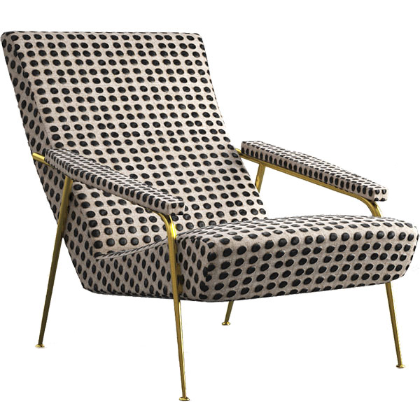 Кресло, дизайнер Gio Ponti